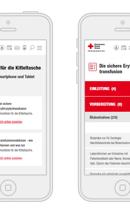eHealth Portale Mobile first